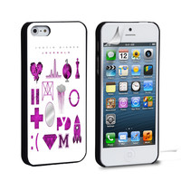 Justin Bieber Journals iPhone 4 5 6 Samsung Galaxy S3 4 5 6 iPod Touch 4 5 HTC One M7 8 Case