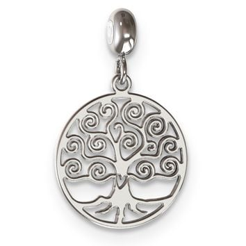 MeMi Sterling Silver Tree of Life Charm