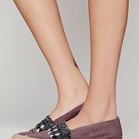Free People Womens Dust N Desert Espadrille