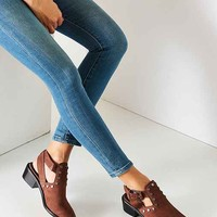 M4D3 Alexa Cutout Ankle Boot