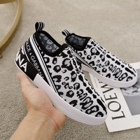 D&G Dolce & Gabbana   Fashion Sneakers Shoes