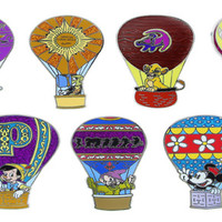 Hot Air Balloons Mystery Set - Adventure is out there!