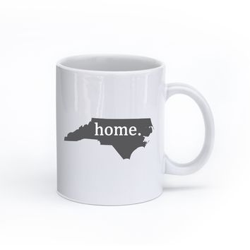 North Carolina Home State Mug