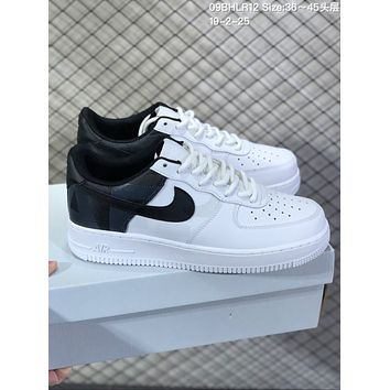 DCCK2 N767 Nike Air Force 1 AF1 De Lo Mio Low Casual Skate Shoes White