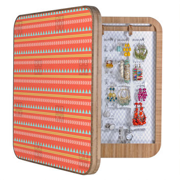 Allyson Johnson Native Aztec BlingBox