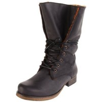 Scarpe Diem Women`s SD0424 Boot,Texas Black,39 EU/9 M US