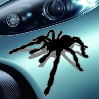 3D Cartoon Car Stickers Spider Waterproof Automobile Decoration Decals