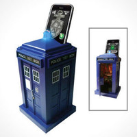 Dr Who Tardis Smart Safe
