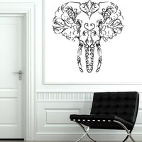 Wall Decals India Elephant Decal Vinyl Sticker Home Art Bedroom Home Decor Ms221