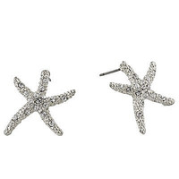 Dancing Starfish Sparkle Earrings