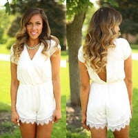Summer Sensation Romper