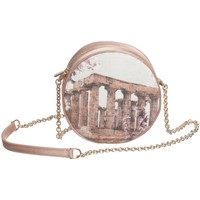 Girls Pink Satin Bag (13cm)