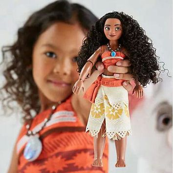 Action Figure Moana Doll