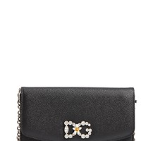 Dolce&Gabbana Wallet on a Chain | Nordstrom