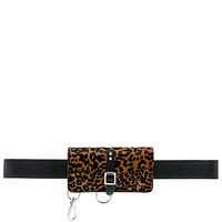 Rag & Bone Dwight Belt in Tan Leopard | REVOLVE