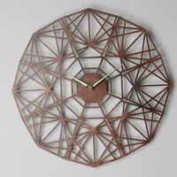 Gatehouse Wall Clock, Geo
