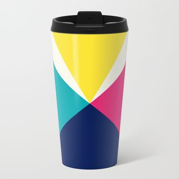 Perspective Metal Travel Mug by Trevor May