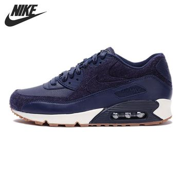 Original NIKE AIR MAX 90 PREMIUM Men's Running Shoes Sneakers
