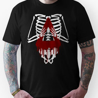 Bloody Bastille Skeleton Unisex T-Shirt
