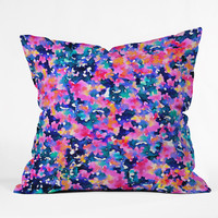 Jacqueline Maldonado Boheme Throw Pillow