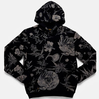 10Deep | Tops | Night Vision Bacchannal Hoody - Black