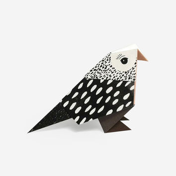 Pack of Three Origami Birds – 3 Patterns