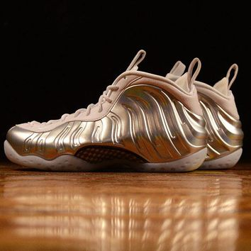 Nike Air Foamposite Pro Golden Sneaker Size 40-46
