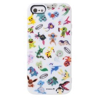 Pokemon Center Limited Pokemon time iPhone 5 5s Soft Case Jacket from Japan
