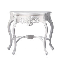 White side table Barocco