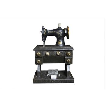 Sewing Machine Coin Holder
