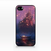 TIP5-082 Tangled - Latterns, Iphone 5 Case, Hard Plastic, Shipping Worldwide