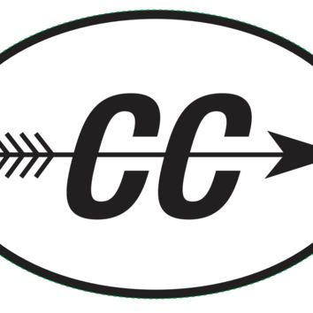 CC Cross Country Magnet