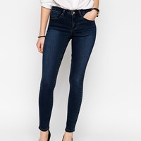 "ASOS ""Sculpt Me"" Premium Jean in Bethany Dark Wash"