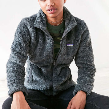 Patagonia Los Gatos Fuzzy Fleece Jacket - Urban Outfitters