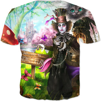 Of Course Another Alice Shirt :)