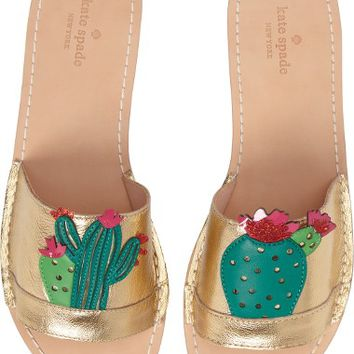 kate spade new york iguana slide sandal (Women) | Nordstrom