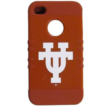 Texas Longhorns iPhone 4/4S Rocker Case C4G22RK