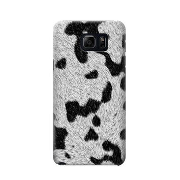 P2170 Cow Fur Texture Graphic Printed Phone Case For Samsung Galaxy Note 5