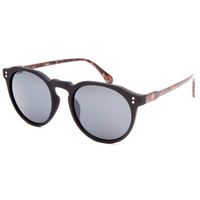 BLUE CROWN Circular Classic Sunglasses | 2 for $15 Sunglasses