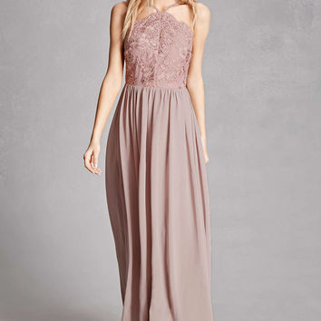 Soieblu Tulle Maxi Dress