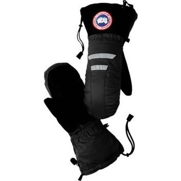 Canada Goose Altitude Gauntlet Mitten - Men's Black,