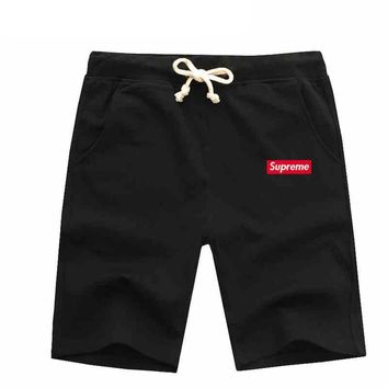 Casual Sports Summer Beach Pants Couple Shorts [415628623908]