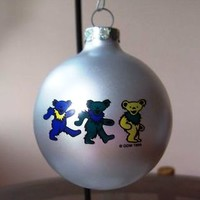 Grateful Dead - Dancing Bears Holiday Ornament