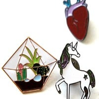 Enamel Pin Accessories