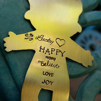 Ready to ship, As shown,  Inspirational troll keychain,  happy troll,  good vibes troll, inspirational keychain, troll keychain, lucky troll