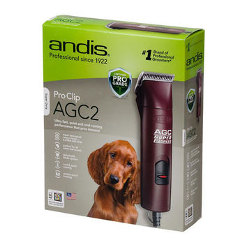 Andis Pro Clip AGC2 Super 2-Speed Clipper