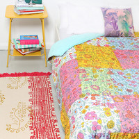 Victory Garden Quilt - Urban Outfitters
