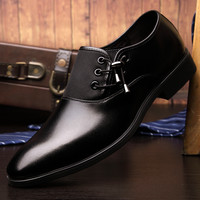 2016 New Fashion Genuine Leather Men Casual Shoes Luxury Brand Men Shoes Leather Shoes Men High Qulaity Men Flats D60