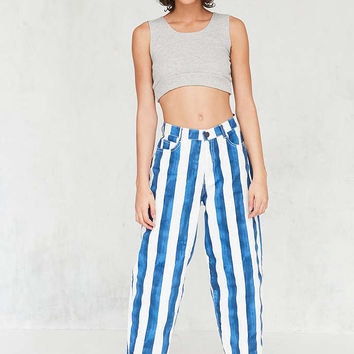 BDG Jerri Striped High-Rise Jean - Urban Outfitters