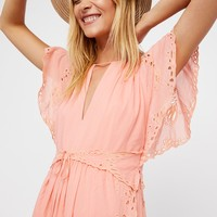 Free People Sahara Romper